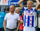 HLV Heerenveen bị chỉ trích sau trận thua Feyenoord