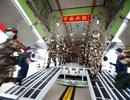 """Trung Quốc điều 11 máy bay quân sự chở hàng nghìn quân y """"giải cứu"""" Vũ Hán"""