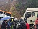 1 người chết, 6 người bị thương sau vụ 3 ô tô tông nhau