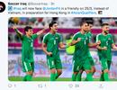 Iraq xác nhận đá giao hữu với Jordan, thay vì đội tuyển Việt Nam