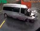 Xác định nguyên nhân vụ tai nạn nghiêm trọng giữa 3 ô tô
