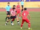 Quang Hải vắng mặt, CLB Hà Nội hòa Viettel ở Hàng Đẫy