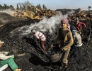 Nhọc nhằn những thân phận mưu sinh của công nhân than Ai Cập