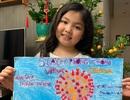 Học sinh Thủ đô gửi lời nhắn xúc động đến người dân tâm dịch Vĩnh Phúc