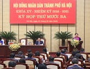 Hà Nội giảm hơn 2.500 thôn, tổ dân phố