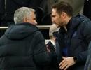 """HLV Lampard bất ngờ """"tấn công"""" thầy Mourinho trước đại chiến"""