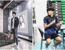 Chàng trai Ninh Bình cao tới 1m95, vóc dáng như người mẫu quốc tế