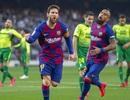 Cuộc đua Chiếc giày vàng châu Âu: Messi, C.Ronaldo bị bỏ xa