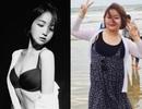 """Cô gái Hàn bị bạn trai """"đá"""" vì béo, giảm cân ngoạn mục xinh như thiên thần"""