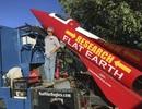 """Tử nạn do """"cưỡi"""" tên lửa tự chế bay vào vũ trụ để chứng minh """"Trái Đất phẳng"""""""