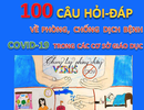 100 câu hỏi - đáp về phòng, chống Covid-19 trong các cơ sở giáo dục