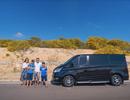 Cùng chiếc xe gia đình Tourneo vi vu trên những nẻo đường