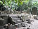 Khởi công xây dựng lại phế tích Am Dược, Yên Tử