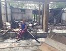 Hỏa hoạn thiêu rụi căn nhà của đôi vợ chồng nghèo