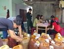 Phú Yên: Bắt giữ gần 1.000 lít nghi dầu DO không rõ nguồn gốc