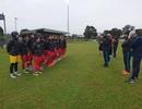 Đội tuyển nữ Việt Nam tập luyện tại Australia, chuẩn bị cho trận play-off