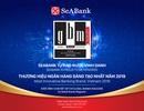 """SeABanks nhận giải """"Thương hiệu ngân hàng sáng tạo nhất năm 2019"""""""