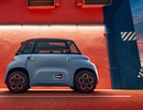 Citroen Ami - Cuộc hôn phối giữa ô tô với xe tay ga