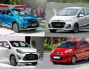Việt Nam có hơn 30 mẫu xe bán dưới giá 700 triệu đồng