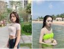 Thiếu nữ Hà thành xinh đẹp thường bị nhầm là con lai