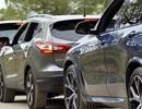 Xe nhập giảm rất mạnh sau khi ô tô trong nước được giảm 50% phí trước bạ