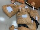 Nhóm đối tượng vác hơn 2,5 tạ thuốc nổ qua biên giới