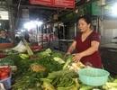 Rau củ trái cây Trung Quốc đã về lại chợ đầu mối