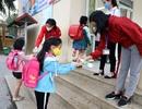 Hôm nay, Vĩnh Phúc cho học sinh Mầm non đến THCS đi học trở lại