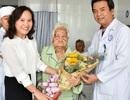Bệnh viện Sóc Trăng: Thay khớp háng thành công cho cụ bà hơn 100 tuổi