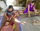 Đà Nẵng: Nghề dệt chiếu Cẩm Nê vang bóng có nguy cơ mai một