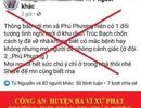 Hà Nội: Xử phạt người tung tin khu Trúc Bạch có người trốn cách ly