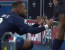 Neymar chế nhạo Erling Haaland bằng cách bắt chước ăn mừng ngồi thiền