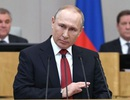 Điện Kremlin đề nghị phóng viên không khỏe tránh xa Tổng thống Putin
