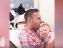 """Clip vui của bé: """"Bố là người tuyệt vời nhất!"""""""