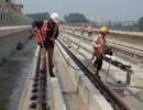 Gấp rút thi công ga ngầm S9 tại dự án đường sắt Nhổn – Ga Hà Nội