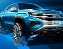 Bán tải VW Amarok thế hệ mới sẽ dùng chung khung gầm với Ford Ranger