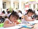 Trẻ em thi vẽ tranh truyên truyền nâng cao sức khỏe, chống dịch Covid-19