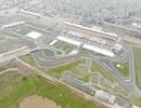 Hà Nội: Ngẩn ngơ nhìn đường đua F1 hoàn thành nhưng bị hoãn