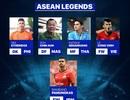 AFC vinh danh Công Vinh là huyền thoại Đông Nam Á