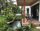 Chiêm ngưỡng biệt thự vườn đẹp như mơ của cặp vợ chồng trẻ Hà Nội