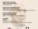 Giải thưởng quốc tế Turgut Cansever 2020 trao cho KTS Đoàn Thanh Hà