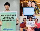 Hoa hậu H'Hen Niê, Khánh Vân kêu gọi mọi người hạn chế ra đường mùa dịch