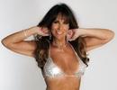Mắc Covid-19, người mẫu Linda Lusardi đang phải thở oxy trong bệnh viện