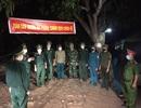 Bộ đội Biên phòng ngày đêm canh giữ cửa ngõ biên giới mùa dịch Covid