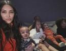 Kim Kardashian cần ý tưởng giúp trẻ chơi ở nhà mùa dịch