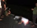 2 xe máy tông nhau trong đêm, 3 người tử vong