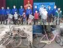 Hà Tĩnh: Biến phế liệu thành xe đạp tặng học sinh nghèo