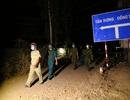 Bộ đội Biên phòng canh đường sông, giữ đường đồng ngăn ngừa dịch Covid-19