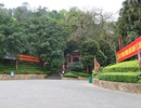 Đại biểu dâng hương Giỗ Tổ tại Đền Hùng đứng cách nhau 2m