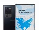 Lộ cấu hình gây thất vọng của Galaxy Note20+